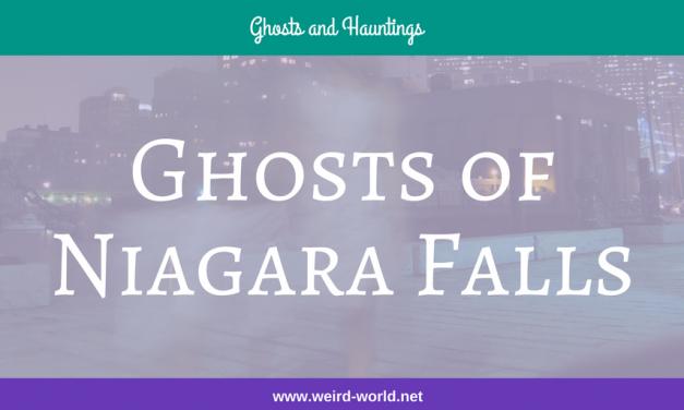 Ghosts of Niagara Falls