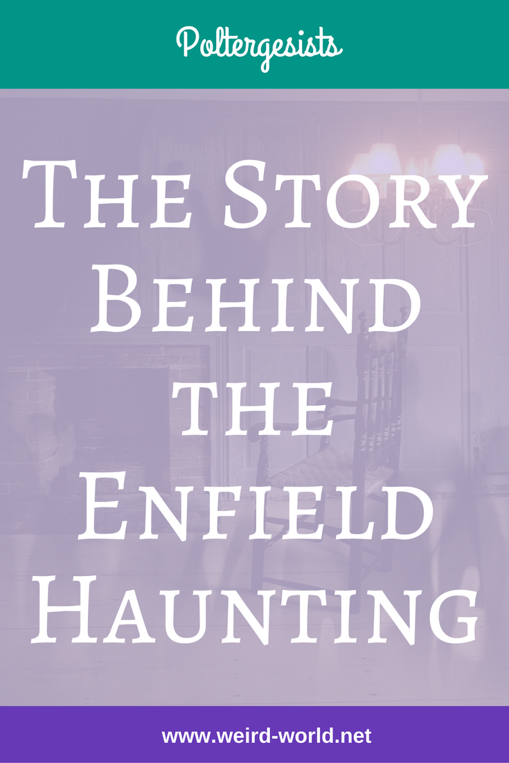 The Enfield Poltergeist is one of the most famous poltergeist cases in the UK.  It has been written about, made into films and even TV shows such as the Enfield Haunting.  But is the story behind all the shows?  Click to read more!