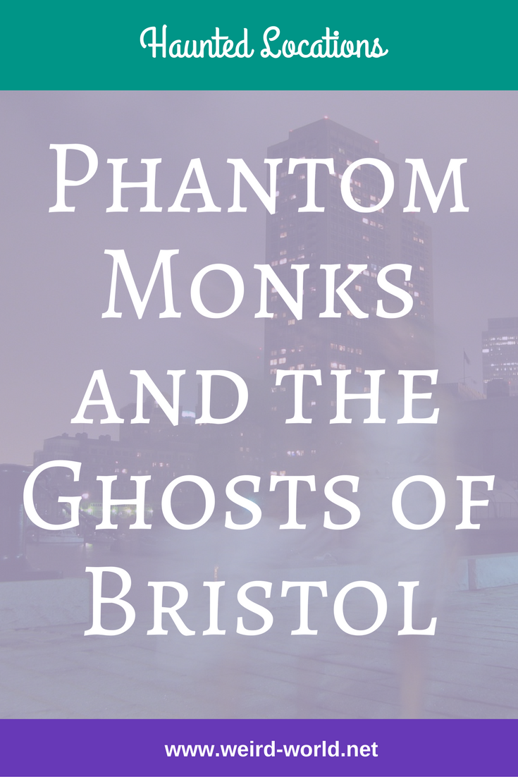 Bristol has been the site of human habitation for a long time so its no surprise there is a ghost or two hanging around.  Here is a look at some of the more famous hauntings from the city including phantom monks and a poltergeist case.  Click to read more! (affiliate link included)