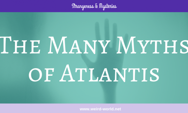 The Many Myths of Atlantis