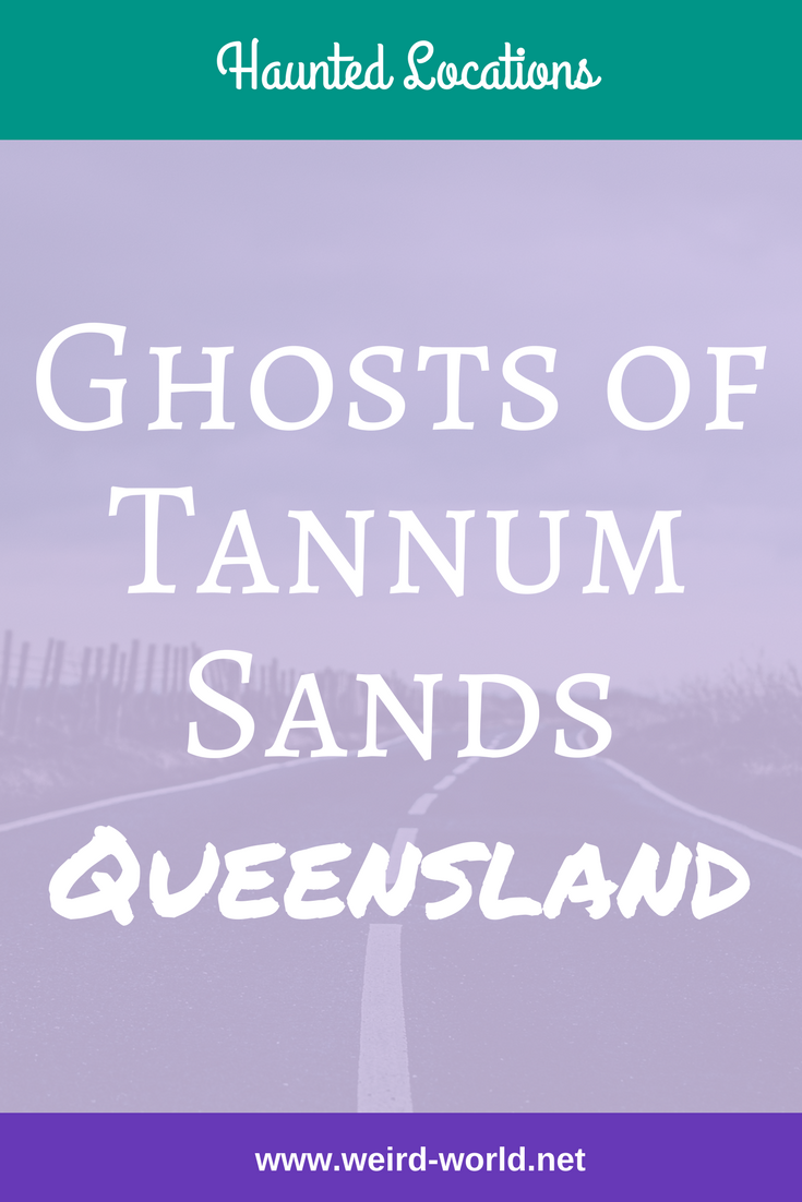 Tannum Sands, Queenslands, doesn't look like a haunted location - it looks like a nice place for a day at the beach.  But there is something spooky going on after dark - click to find out more! #haunting #ghosts #queensland #hauntedlocation