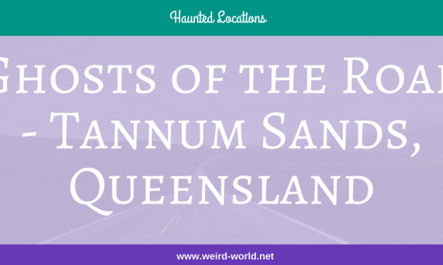 Ghosts of the Road – Tannum Sands, Queensland