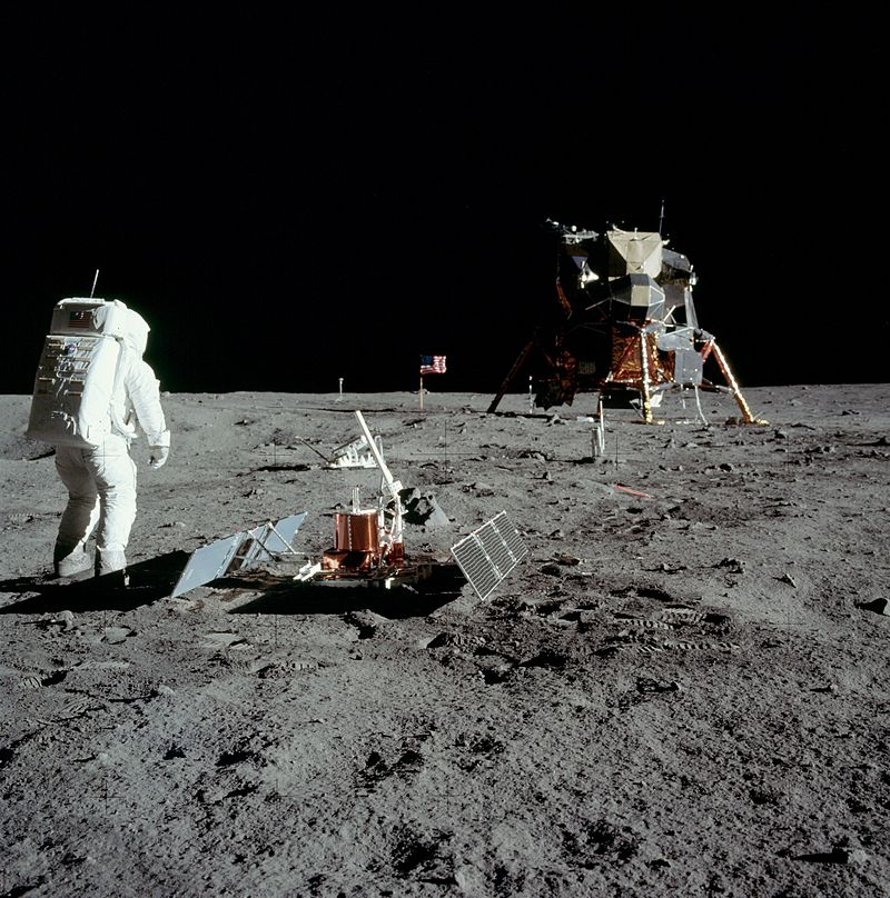 Why Do People Think the Moon Landings were Faked?