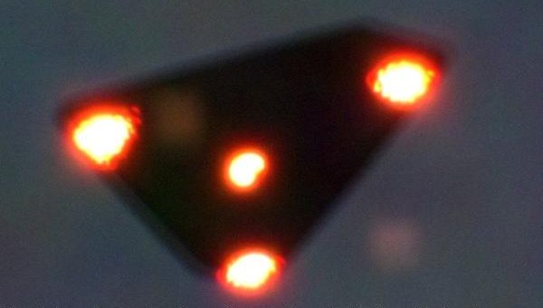 Belgian Triangle UFOs