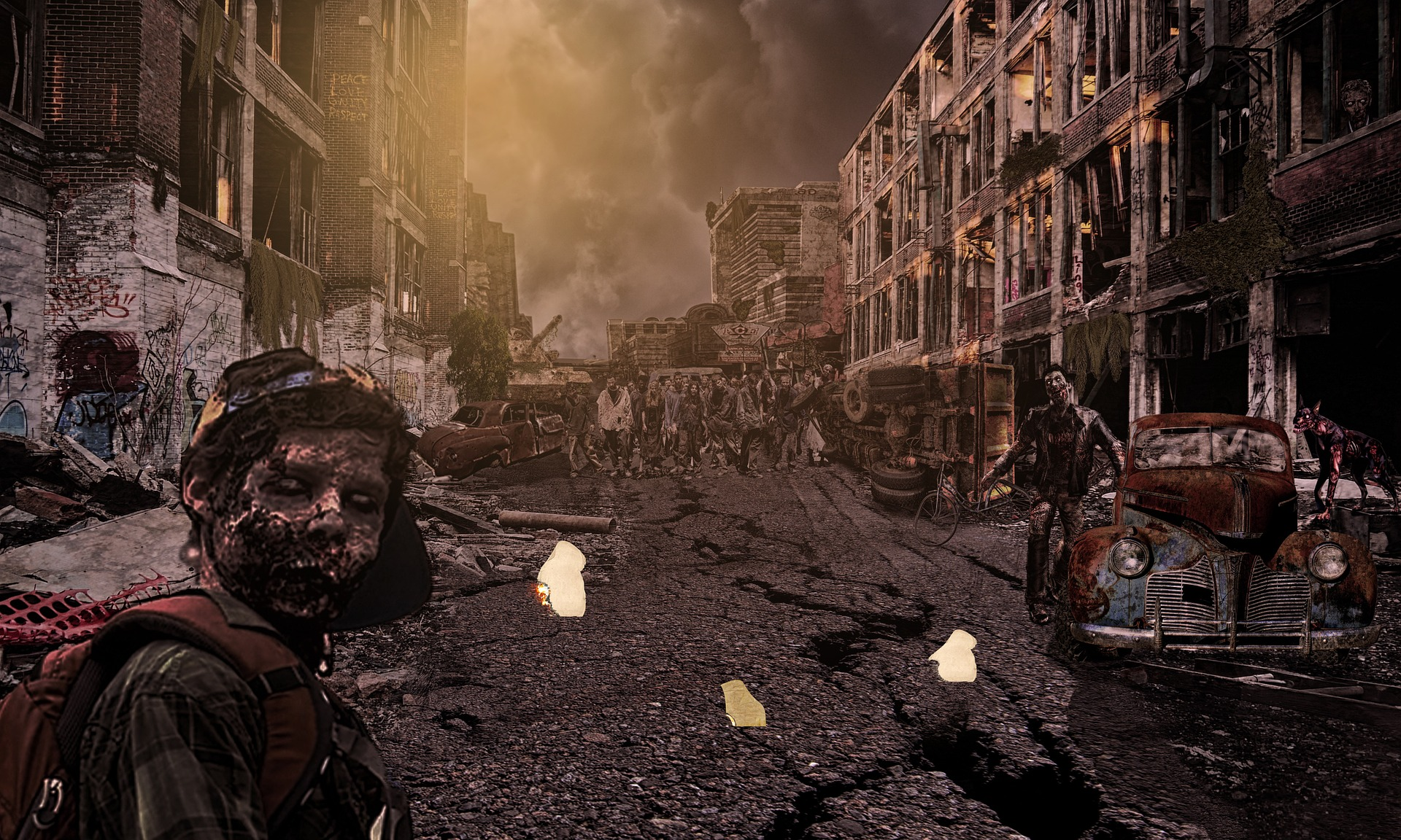 Are Authorities Preparing for a Zombie Outbreak?