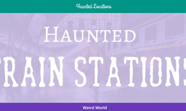Haunted Train Stations