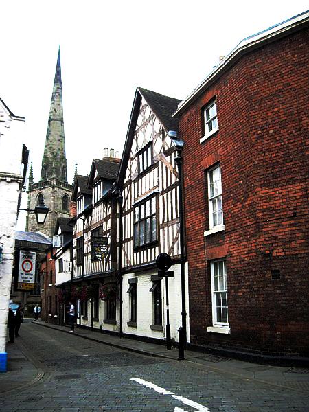 Prince Rupert Hotel, Shrewsbury