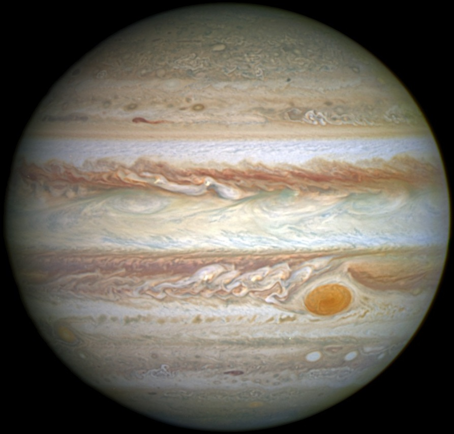 Jupiter_and_its_shrunken_Great_Red_Spot_(cropped)