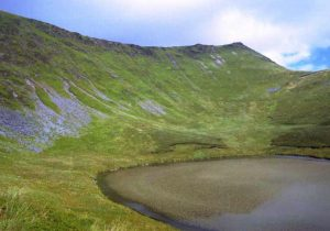 Berwyn Mountains Incident
