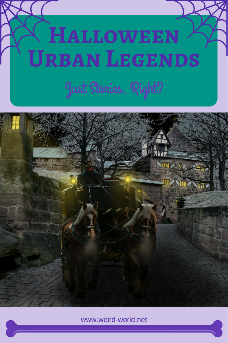 Halloween Urban Legends – Just Stories, Right?